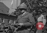Image of World War 2 Victory in Europe Weiden Germany, 1945, second 5 stock footage video 65675046986