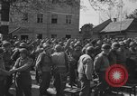 Image of World War 2 Victory in Europe Weiden Germany, 1945, second 10 stock footage video 65675046986
