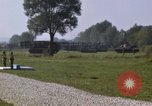 Image of Armored Personnel Carrier Panzing Germany, 1971, second 6 stock footage video 65675046997
