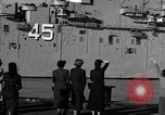Image of USS Valley Forge San Diego California USA, 1950, second 12 stock footage video 65675047007