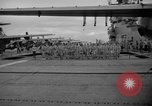 Image of USS Valley Forge CV-45 Caribbean, 1956, second 7 stock footage video 65675047017