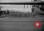 Image of USS Valley Forge CV-45 Caribbean, 1956, second 8 stock footage video 65675047017
