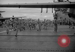 Image of USS Valley Forge CV-45 Caribbean, 1956, second 11 stock footage video 65675047017