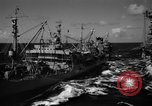Image of USS Valley Forge CV-45 Caribbean, 1956, second 8 stock footage video 65675047022