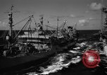 Image of USS Valley Forge CV-45 Caribbean, 1956, second 9 stock footage video 65675047022