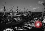 Image of USS Valley Forge CV-45 Caribbean, 1956, second 10 stock footage video 65675047022