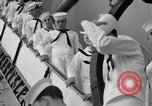 Image of crew at liberty Saint Thomas Virgin Islands, 1956, second 3 stock footage video 65675047027