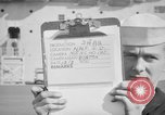 Image of Shah of Iran Mohammad Reza Pahlavi on USS Valley Forge CVS-45 Caribbean, 1949, second 6 stock footage video 65675047043