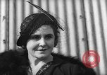 Image of Lady Hay Drummond-Hay comments on Hindenburg flight Lakehurst New Jersey USA, 1936, second 2 stock footage video 65675047076