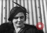 Image of Lady Hay Drummond-Hay comments on Hindenburg flight Lakehurst New Jersey USA, 1936, second 3 stock footage video 65675047076