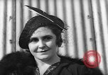 Image of Lady Hay Drummond-Hay comments on Hindenburg flight Lakehurst New Jersey USA, 1936, second 5 stock footage video 65675047076