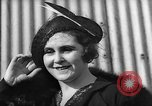 Image of Lady Hay Drummond-Hay comments on Hindenburg flight Lakehurst New Jersey USA, 1936, second 7 stock footage video 65675047076