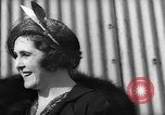 Image of Lady Hay Drummond-Hay comments on Hindenburg flight Lakehurst New Jersey USA, 1936, second 8 stock footage video 65675047076