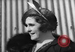 Image of Lady Hay Drummond-Hay comments on Hindenburg flight Lakehurst New Jersey USA, 1936, second 9 stock footage video 65675047076