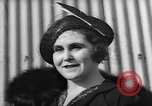 Image of Lady Hay Drummond-Hay comments on Hindenburg flight Lakehurst New Jersey USA, 1936, second 10 stock footage video 65675047076