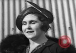 Image of Lady Hay Drummond-Hay comments on Hindenburg flight Lakehurst New Jersey USA, 1936, second 11 stock footage video 65675047076