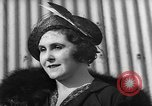 Image of Lady Hay Drummond-Hay comments on Hindenburg flight Lakehurst New Jersey USA, 1936, second 12 stock footage video 65675047076