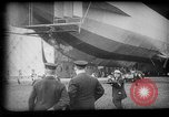 "Image of Airships LZ13, ""Hansa"" and  LZ5 Hamburg Germany, 1912, second 7 stock footage video 65675047087"