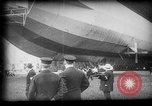 "Image of Airships LZ13, ""Hansa"" and  LZ5 Hamburg Germany, 1912, second 10 stock footage video 65675047087"
