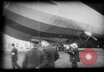 "Image of Airships LZ13, ""Hansa"" and  LZ5 Hamburg Germany, 1912, second 11 stock footage video 65675047087"