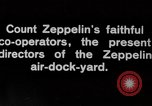 Image of Directors of Zeppelin Air Dock Yard Germany, 1908, second 8 stock footage video 65675047088