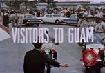Image of Lyndon Baines Johnson Guam, 1967, second 2 stock footage video 65675047095