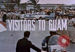 Image of Lyndon Baines Johnson Guam, 1967, second 3 stock footage video 65675047095