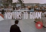 Image of Lyndon Baines Johnson Guam, 1967, second 5 stock footage video 65675047095