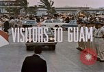 Image of Lyndon Baines Johnson Guam, 1967, second 6 stock footage video 65675047095