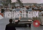 Image of Lyndon Baines Johnson Guam, 1967, second 7 stock footage video 65675047095