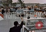 Image of Lyndon Baines Johnson Guam, 1967, second 8 stock footage video 65675047095