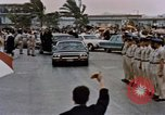 Image of Lyndon Baines Johnson Guam, 1967, second 9 stock footage video 65675047095