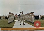 Image of presentation ceremony Guam, 1967, second 4 stock footage video 65675047096