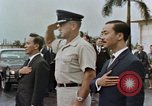 Image of presentation ceremony Guam, 1967, second 10 stock footage video 65675047096