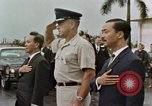 Image of presentation ceremony Guam, 1967, second 11 stock footage video 65675047096