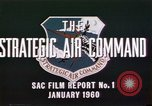 Image of Strategic Air Command Nebraska United States, 1960, second 16 stock footage video 65675047102