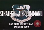 Image of Strategic Air Command Nebraska United States, 1960, second 18 stock footage video 65675047102
