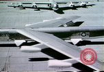 Image of B-52 bombers Nebraska United States USA, 1960, second 8 stock footage video 65675047103