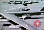 Image of B-52 bombers Nebraska United States USA, 1960, second 9 stock footage video 65675047103