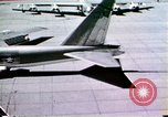 Image of B-52 bombers Nebraska United States USA, 1960, second 12 stock footage video 65675047103