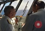 Image of US Sixth Fleet Mediterranean Sea, 1968, second 7 stock footage video 65675047112