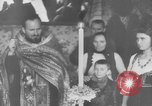 Image of Slav festival in Serbia Europe, 1944, second 11 stock footage video 65675047126