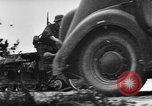 Image of German Army advances in Lithuania European Theater, 1941, second 4 stock footage video 65675047138