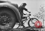 Image of German Army advances in Lithuania European Theater, 1941, second 6 stock footage video 65675047138