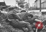 Image of German Army advances in Lithuania European Theater, 1941, second 9 stock footage video 65675047138