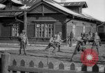 Image of Japanese troops in Siberia Vladivostok Russia, 1918, second 2 stock footage video 65675047143