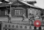 Image of Japanese troops in Siberia Vladivostok Russia, 1918, second 3 stock footage video 65675047143