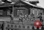 Image of Japanese troops in Siberia Vladivostok Russia, 1918, second 4 stock footage video 65675047143