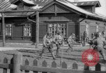 Image of Japanese troops in Siberia Vladivostok Russia, 1918, second 6 stock footage video 65675047143