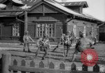 Image of Japanese troops in Siberia Vladivostok Russia, 1918, second 8 stock footage video 65675047143